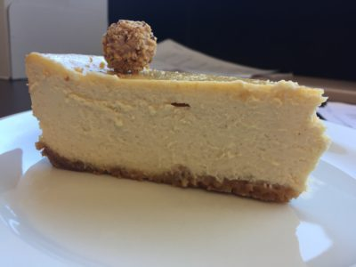 Cheesecake mit Giotto