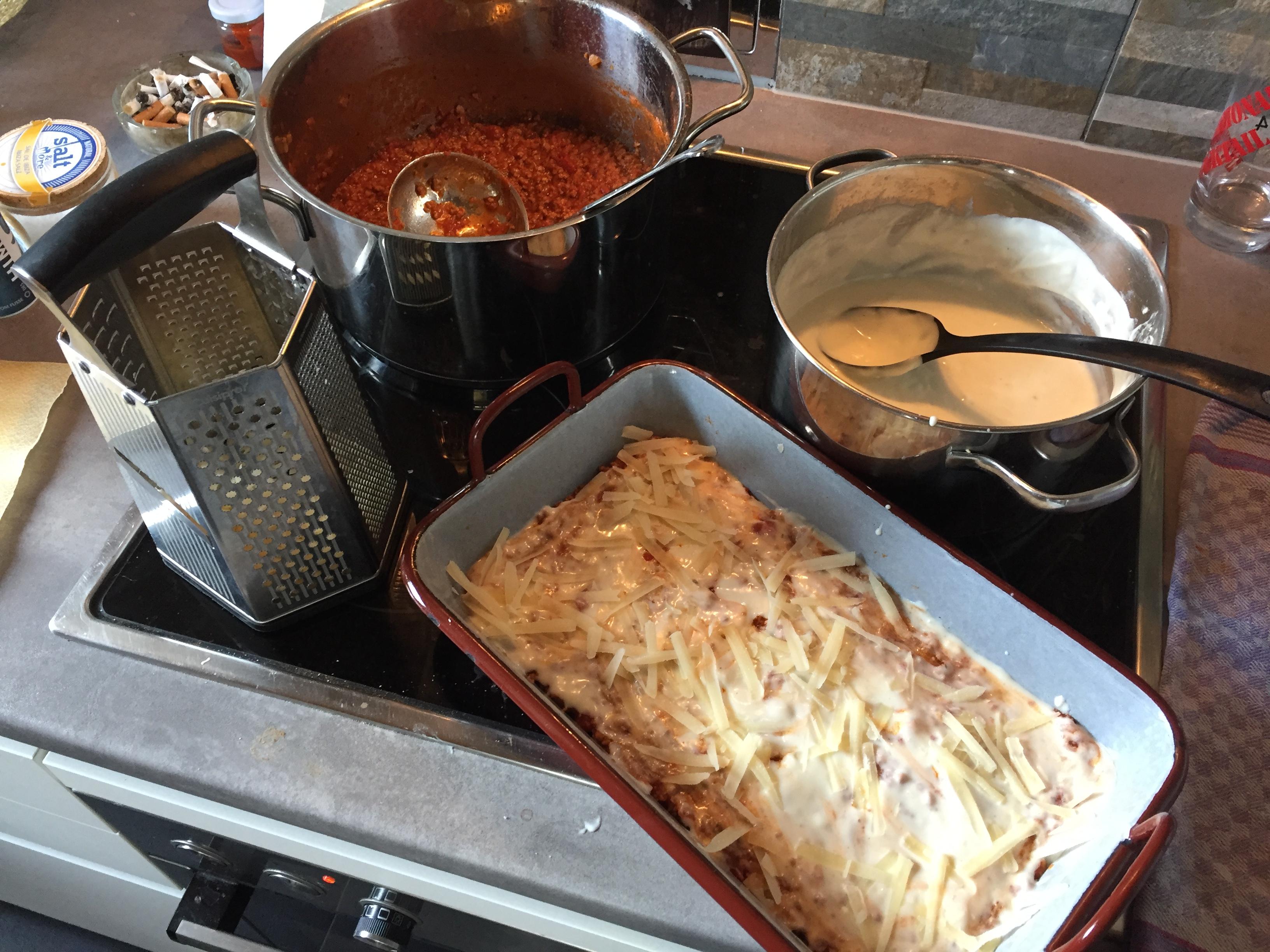 Lasagne auf waskochen.at