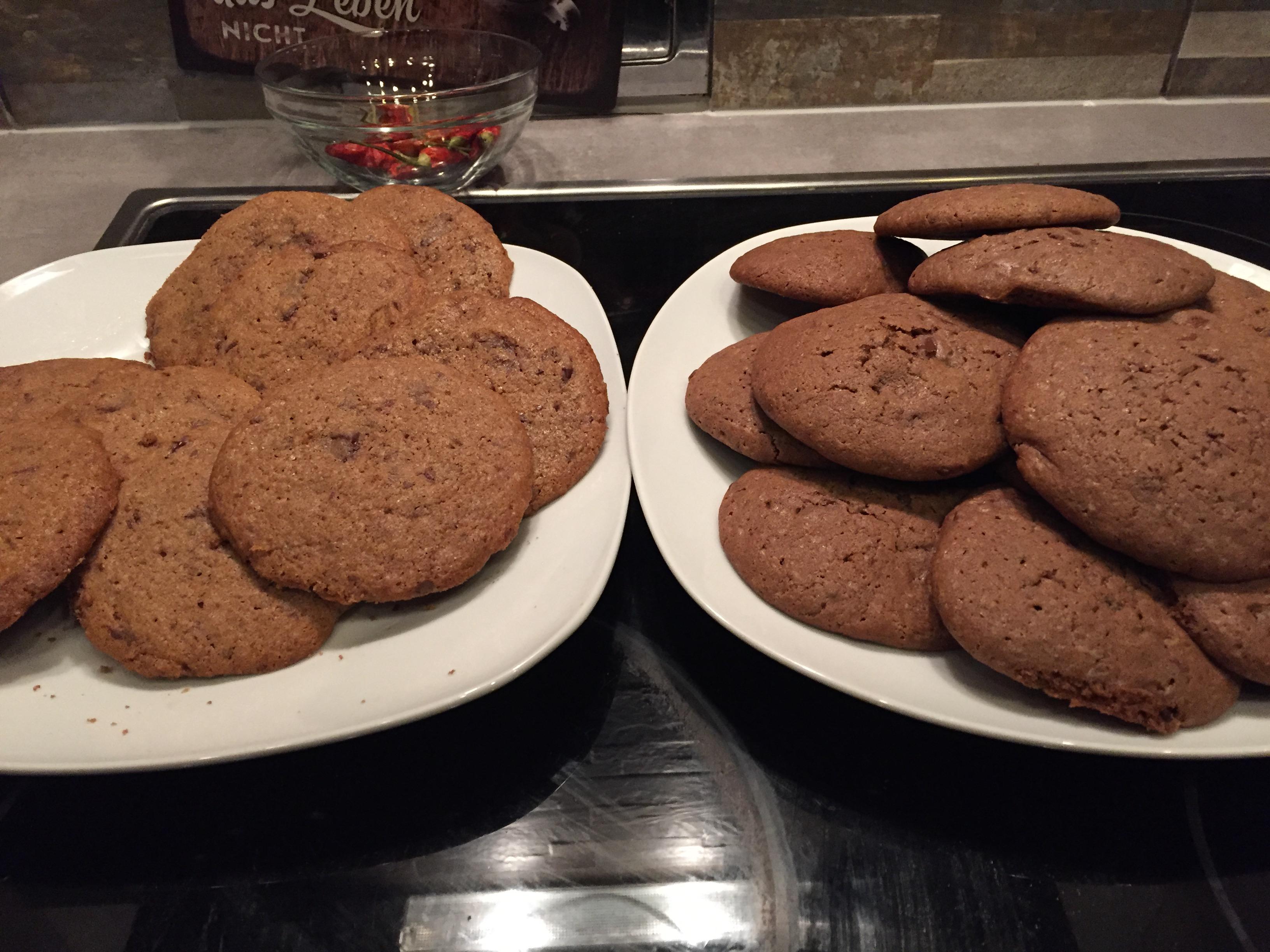 Soft-Cookies mit Schokolade auf waskochen.at