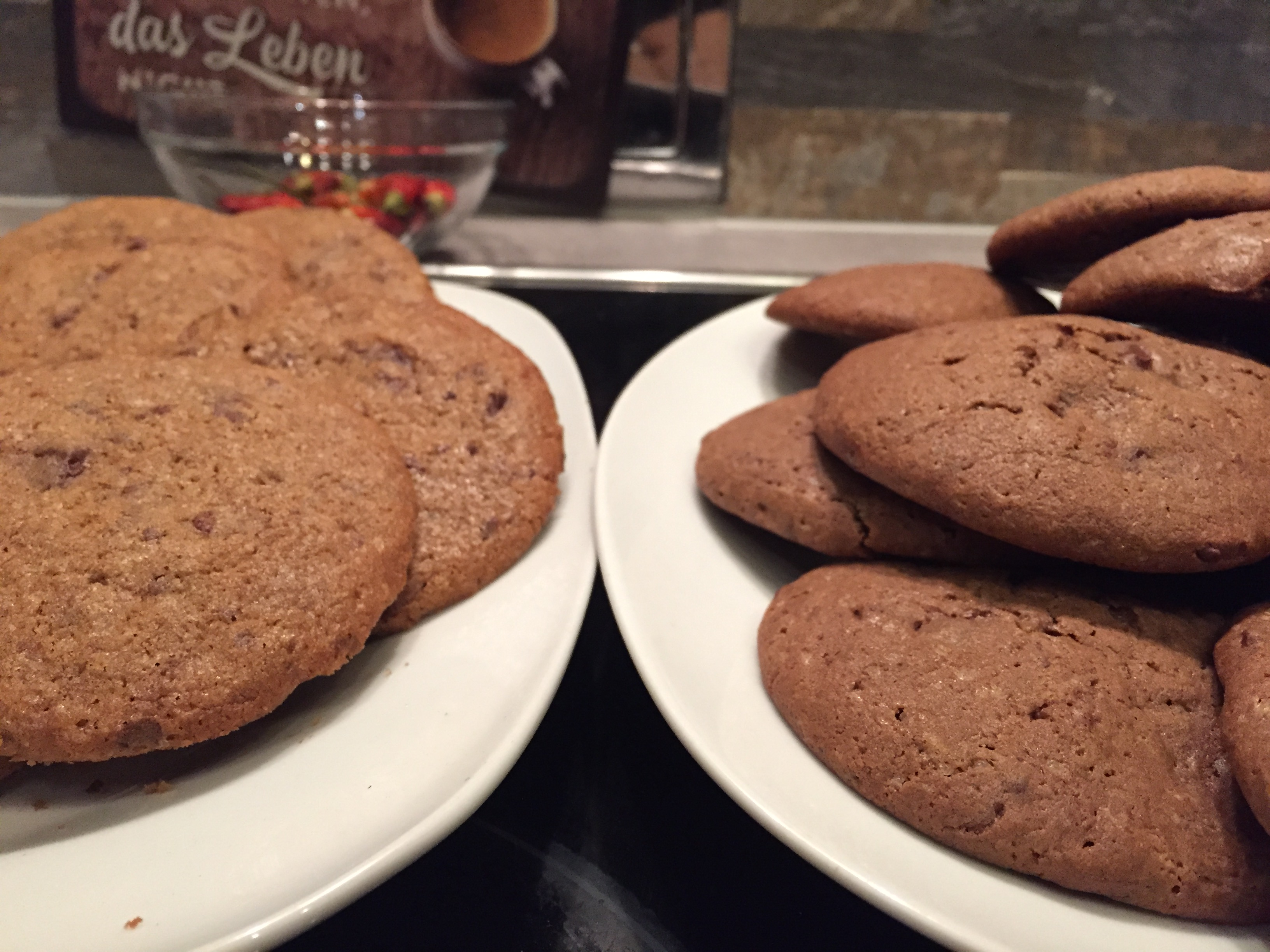 Soft-Cookies mit Schokolade auf waskochen.at auf waskochen.at