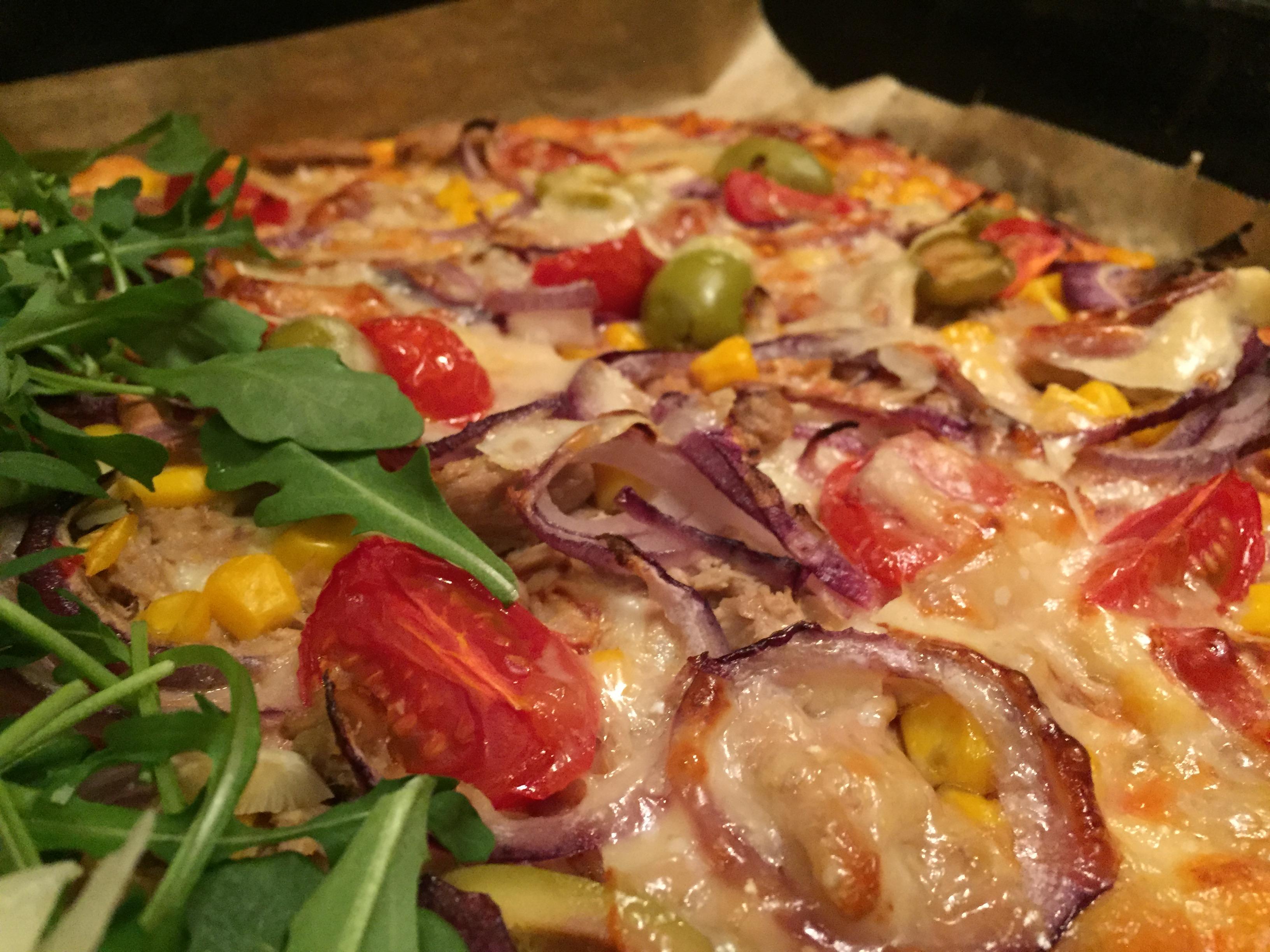 Pizza auf waskochen.at auf waskochen.at