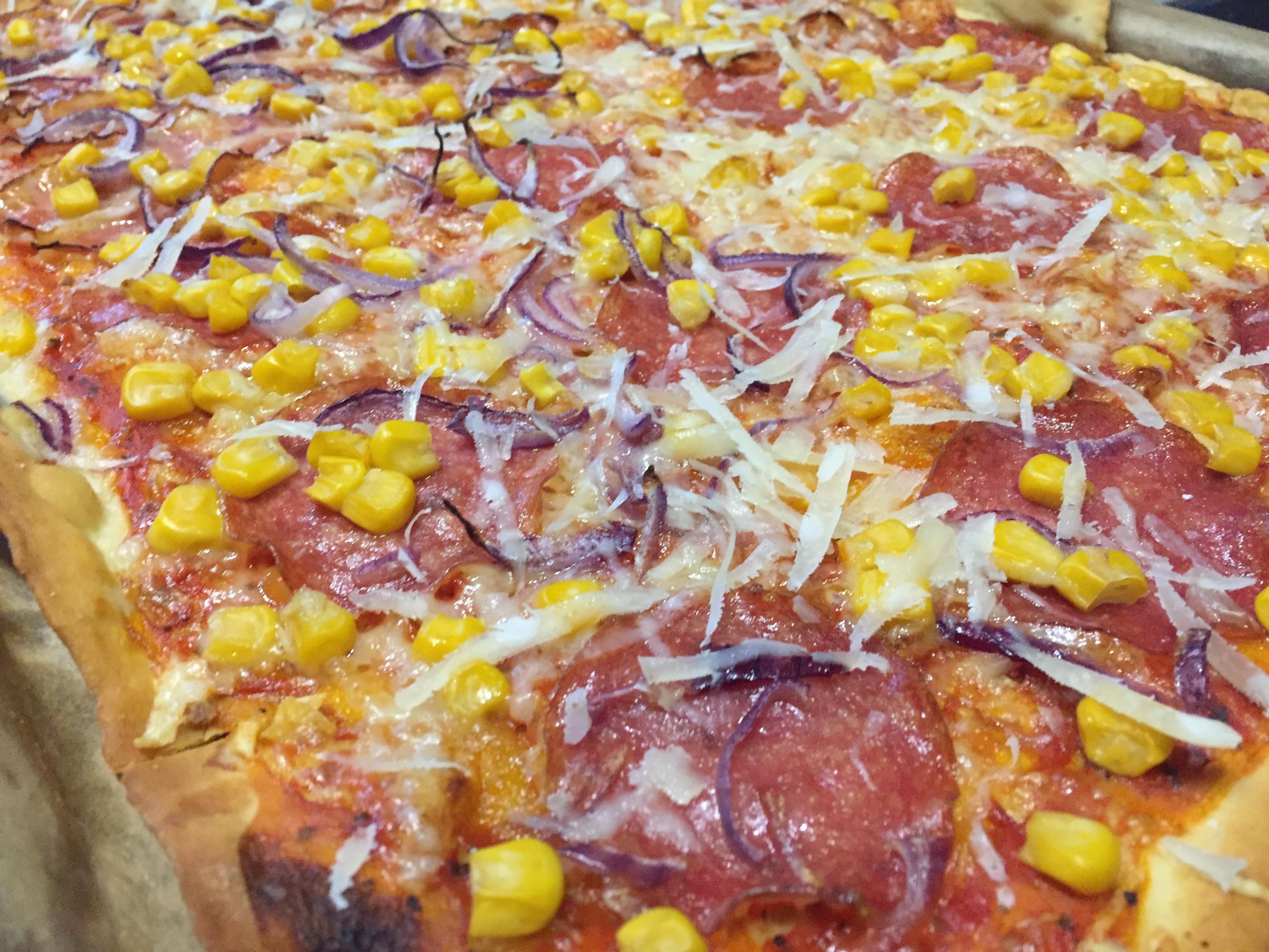 Rustikale Pizza auf waskochen.at
