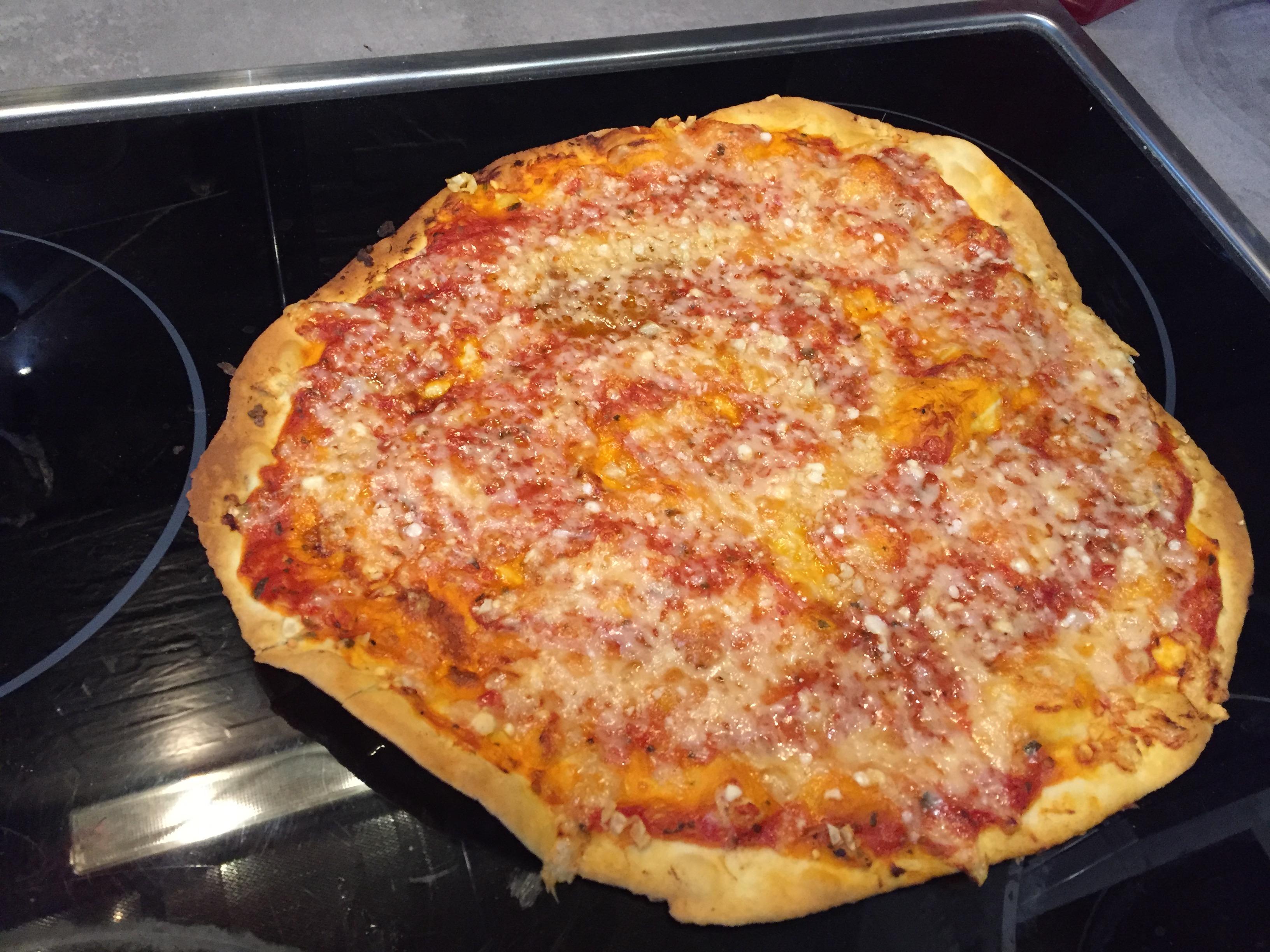 Dünnste Pizza der Welt :) auf waskochen.at