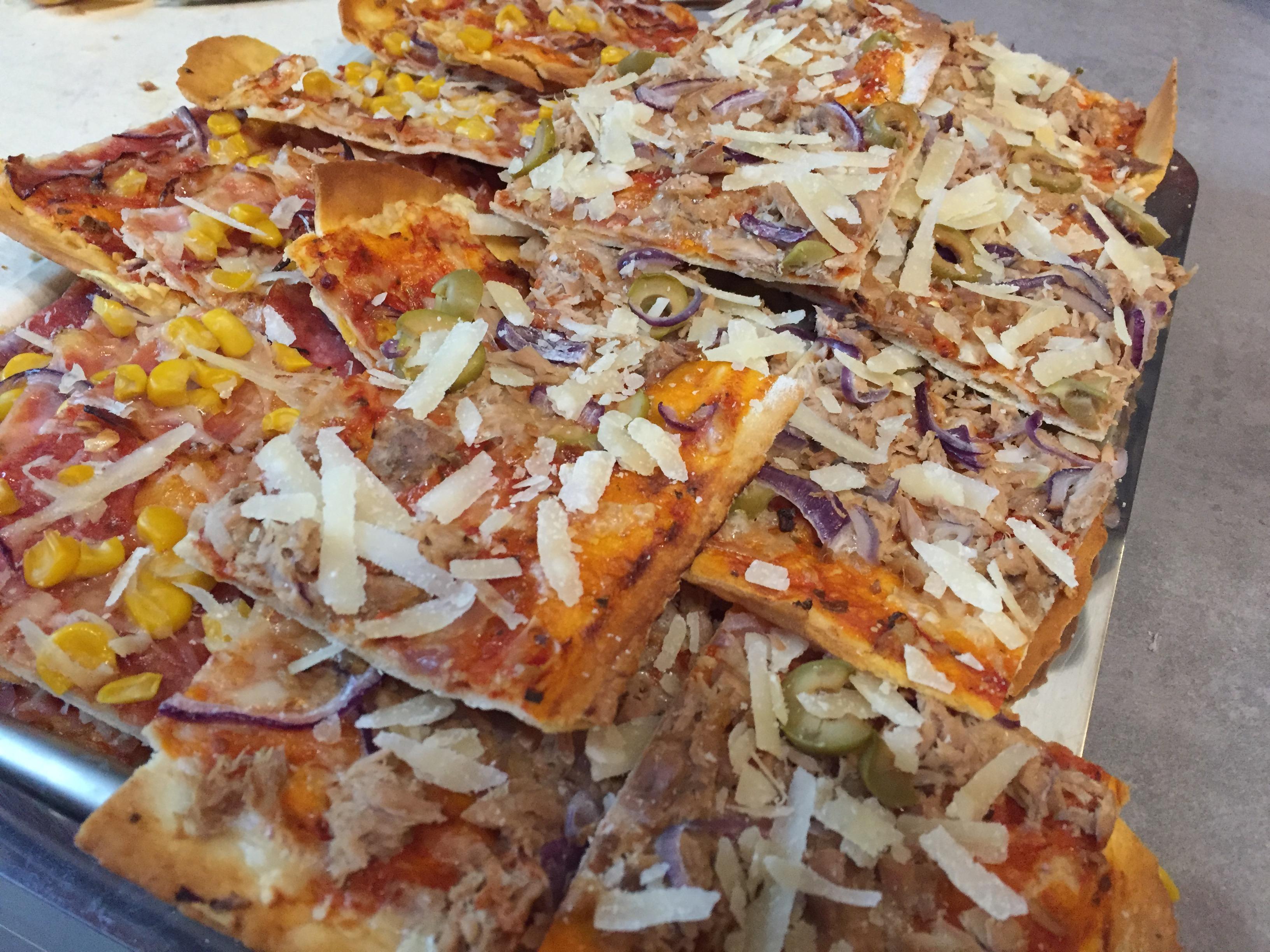 Thunfischpizza auf waskochen.at
