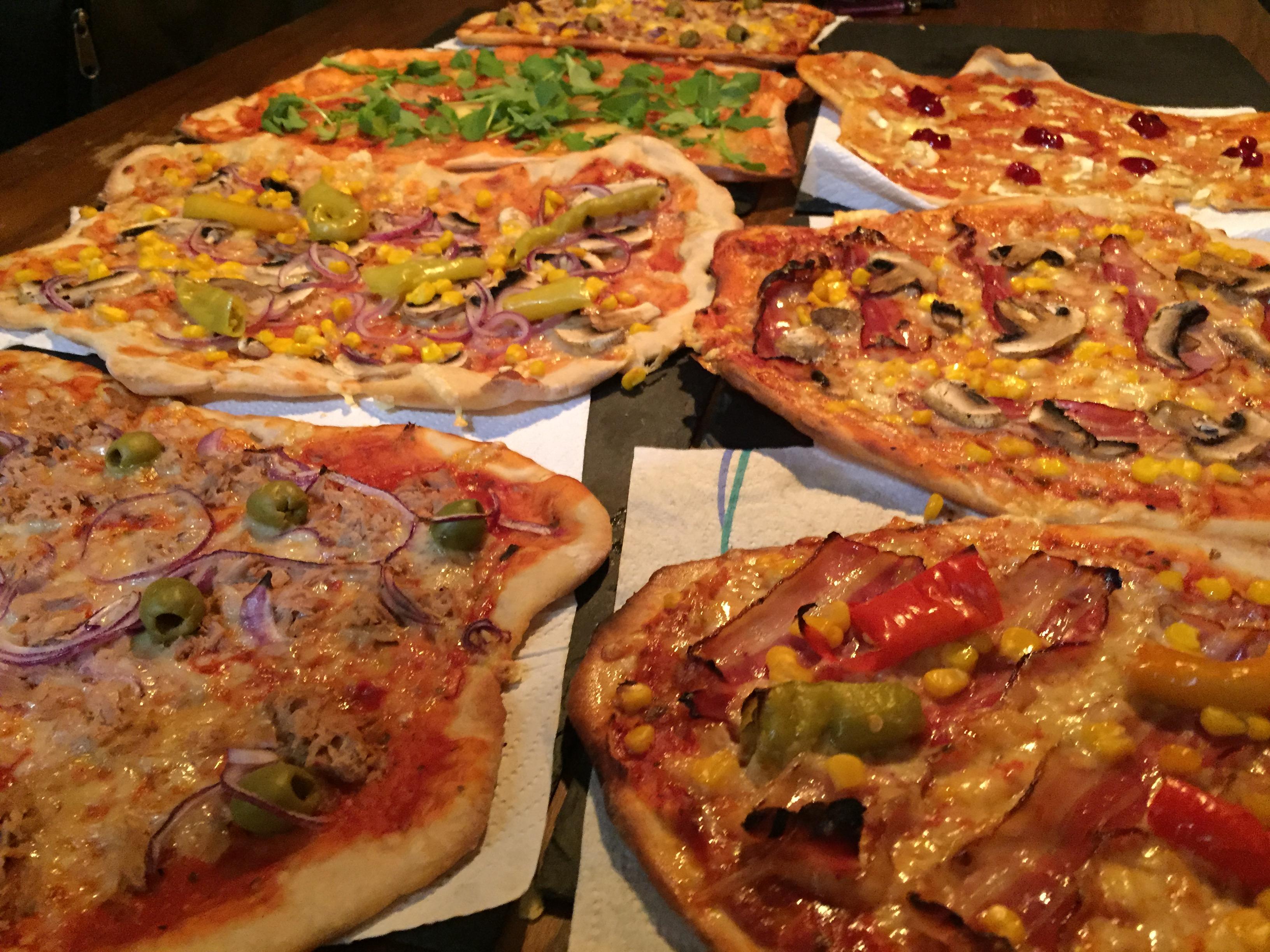 Pizza 3.Versuch von waskochen.at auf waskochen.at