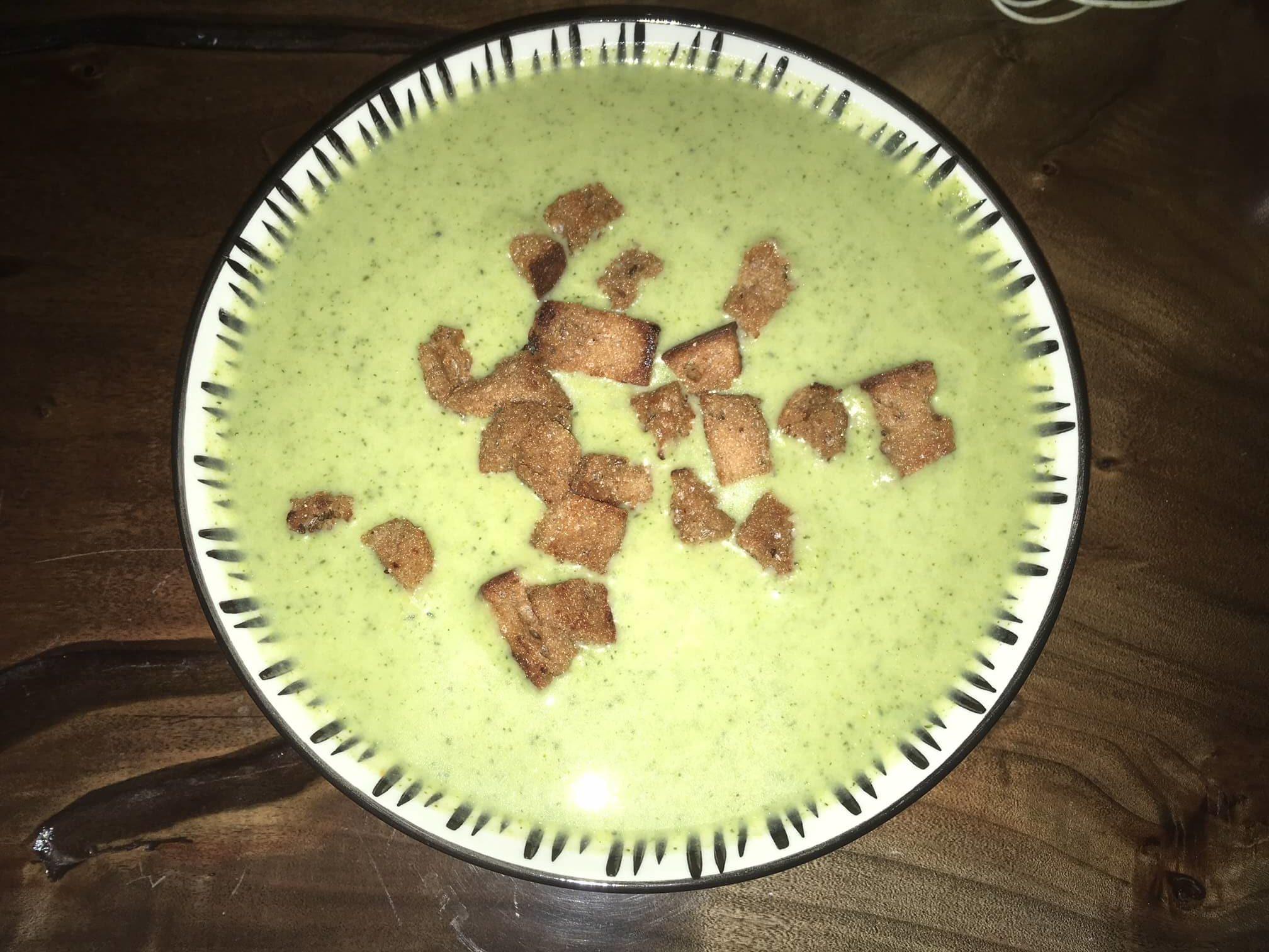 Brokolicremesuppe auf waskochen.at