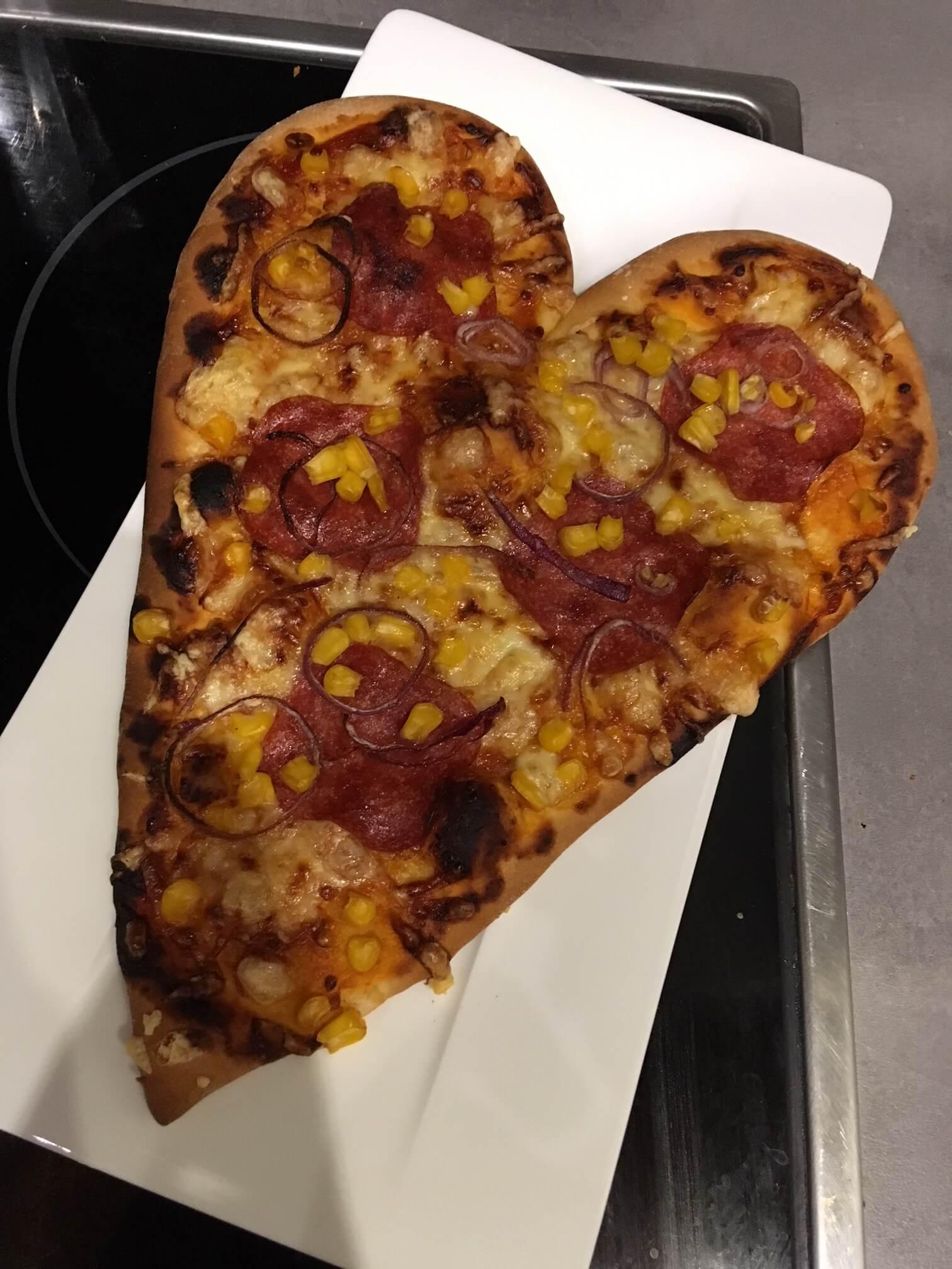 Pizza Waskochen auf waskochen.at