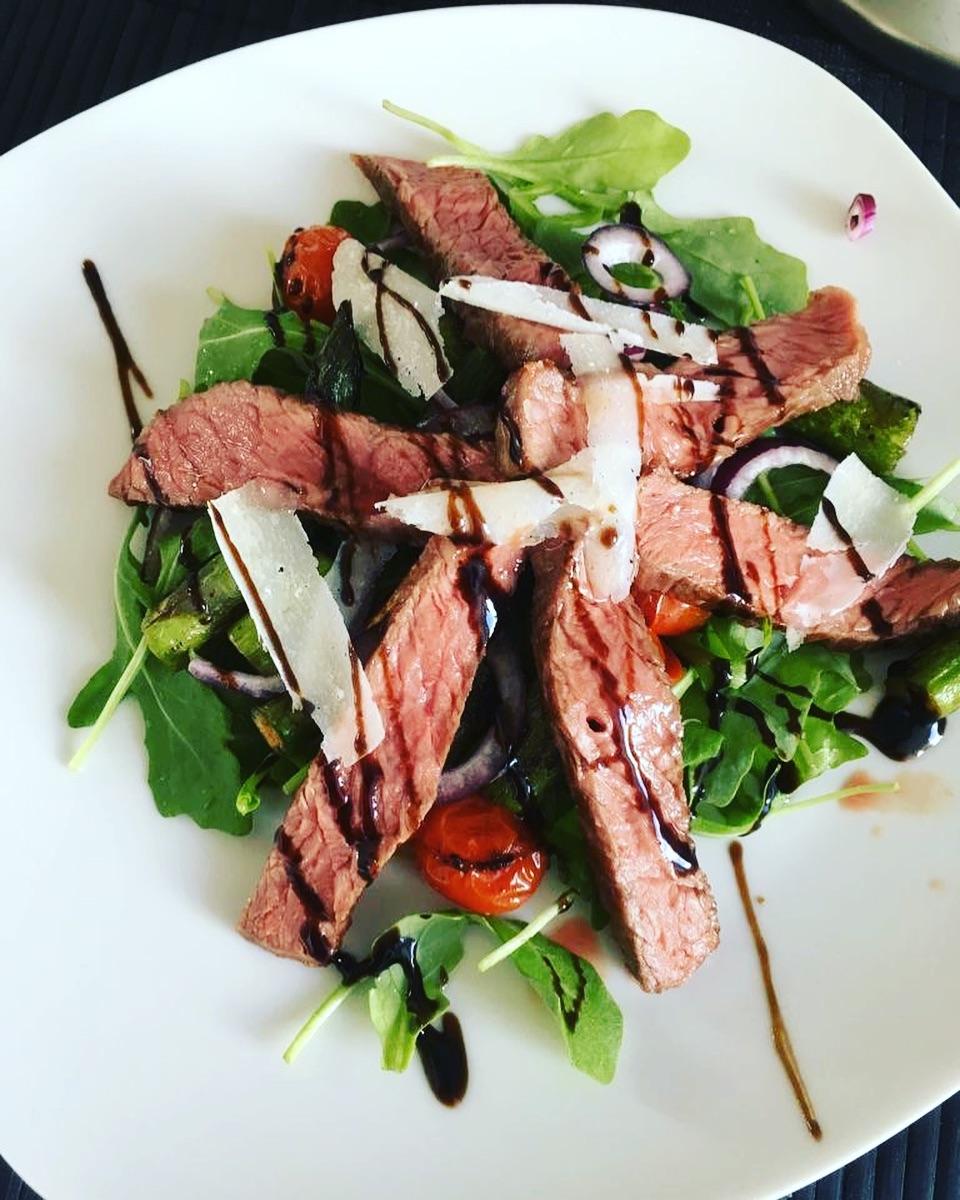 Salat Rinderfilet auf waskochen.at
