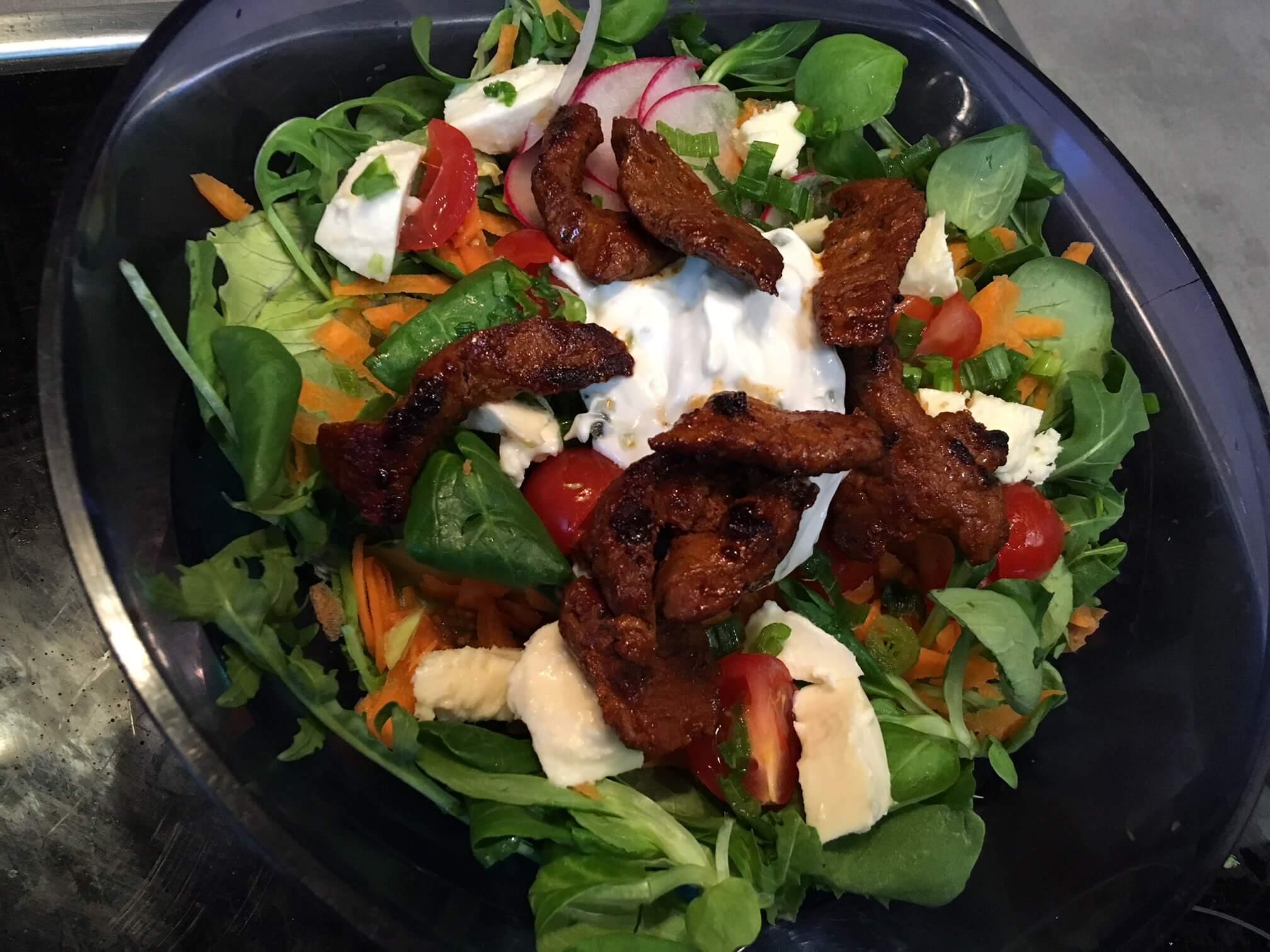 Salat Rindfleisch 2 auf waskochen.at