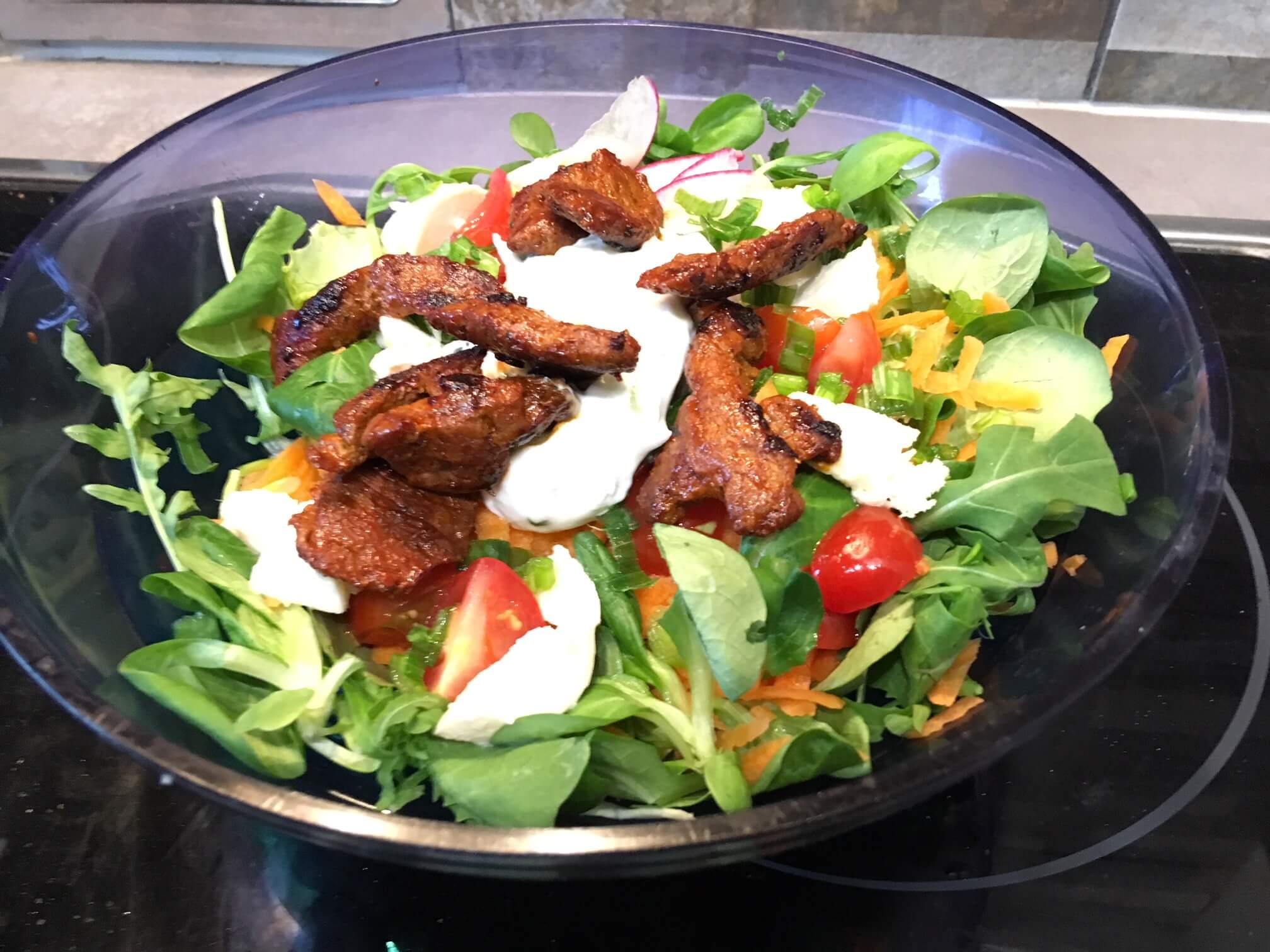 Salat Rindfleisch 4 auf waskochen.at