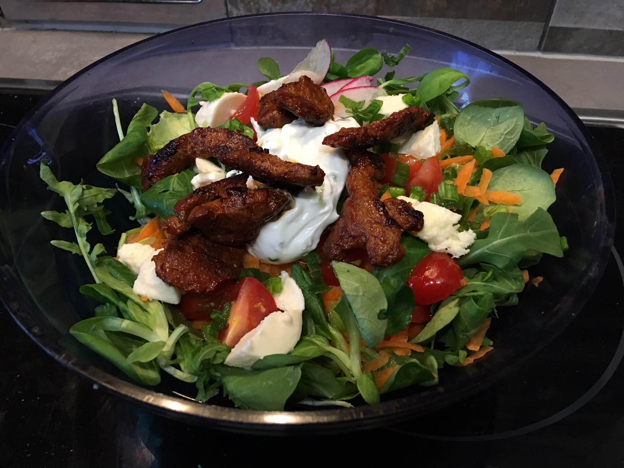 Salat Rindfleisch 5 auf waskochen.at