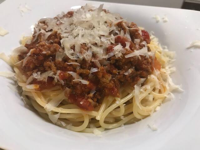 Spaghetti Bolognese Waskochn At auf waskochen.at