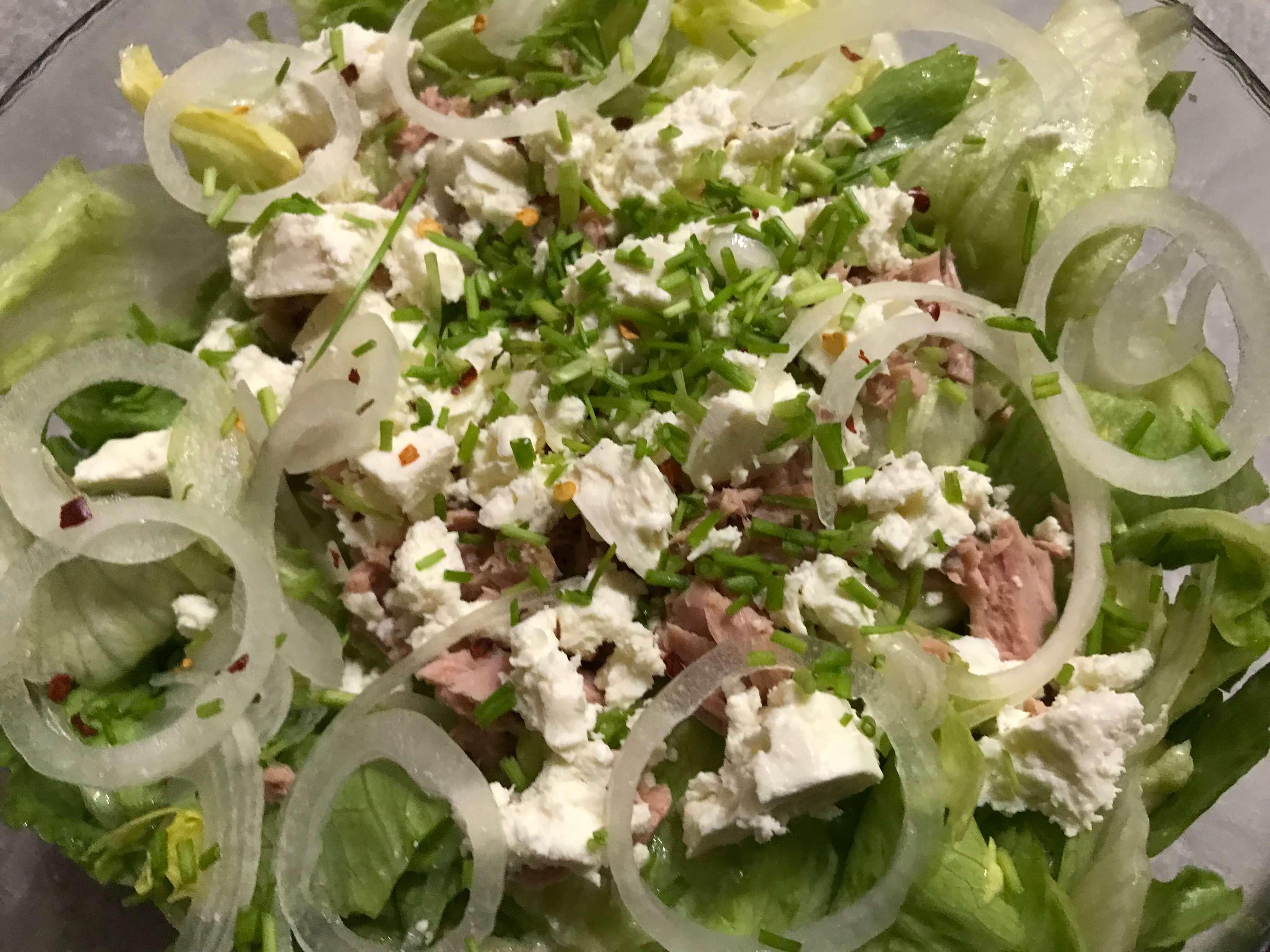 Waskochen Salat Kaese auf waskochen.at
