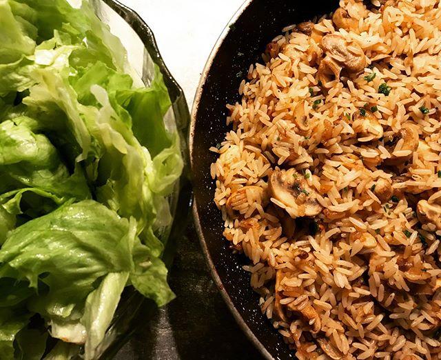 Masala Champignon Reispfanne Waskochen At auf waskochen.at