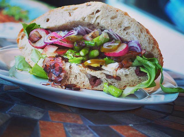 Olivenbrot Sandwich auf waskochen.at