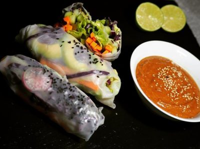 Summerrolls Waskochen At